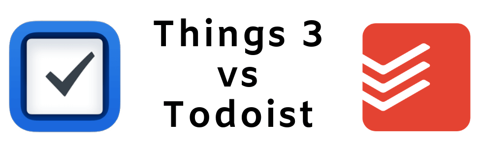Things vs Todoist – The Nerdy Student
